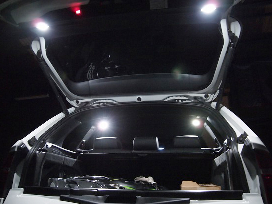 BMW LED Interior X5 03
