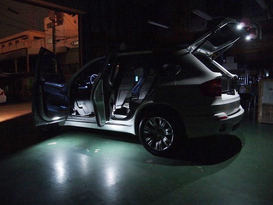 BMW LED Interior X5 04