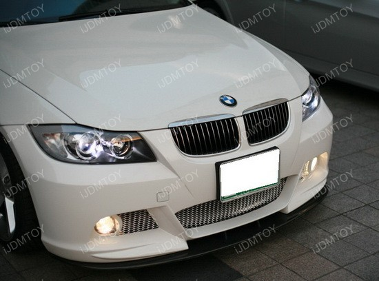 BMW E90 PreLCI Angel Eyes 03