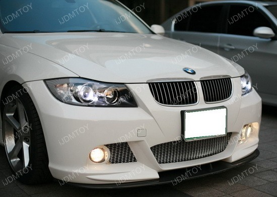 BMW E90 PreLCI Angel Eyes 04