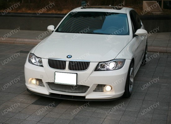 BMW E90 PreLCI Angel Eyes 05