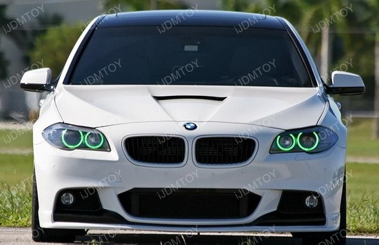 BMW LED RGB Halo Rings 01