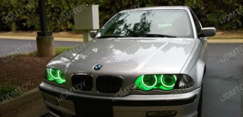 2nd Gen BMW RGB LED Halo Rings 03
