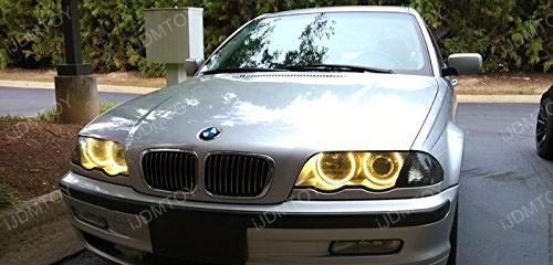 2nd Gen BMW RGB LED Halo Rings 07