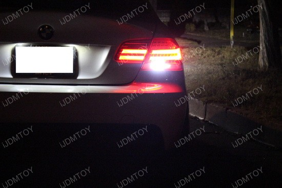 BMW 3 Series LED Reverse Lights 01