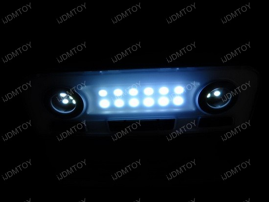 BMW Direct Fit LED Interior Pkg 03