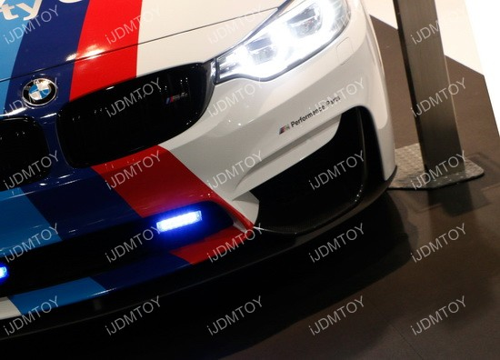 BMW LED Daytime Running Lights Universal 02