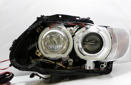 BMW DTM LED Halo Ring 02