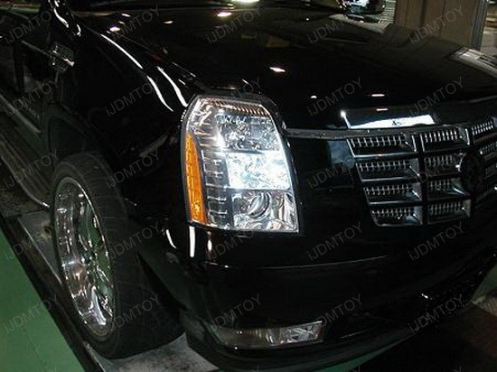 Cadillac Led Interior Dome License Lights Hid Conversion Kit