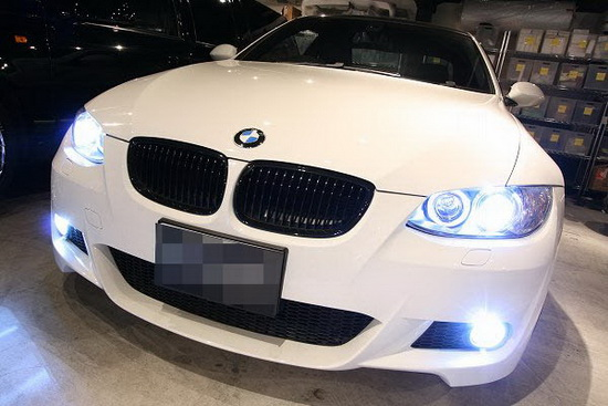 2011 Bmw 328i Accessories >> Top Gear Review: LED BMW Angel Eyes sets a new stanadard | iJDMTOY Blog For Automotive Lighting