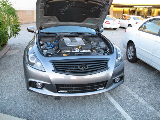 2011 - infiniti - g37 - sedan - led - daytime - running - lights - 1