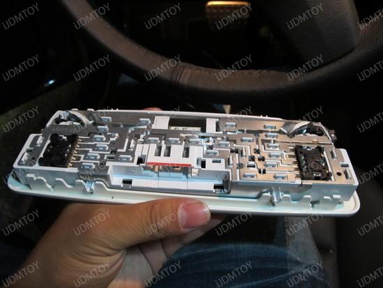 2009 - mercedes - c350 - led - interior - lights - 2