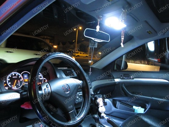 2006 - acura - tsx - led - interior - lights - 3