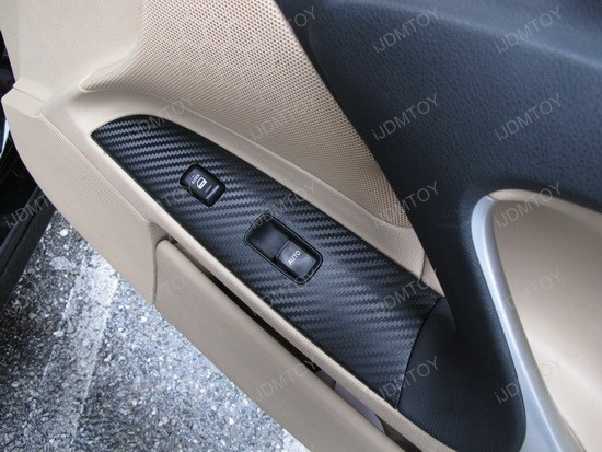 2007 - lexus - is250 - carbon - fiber - sheet - 4