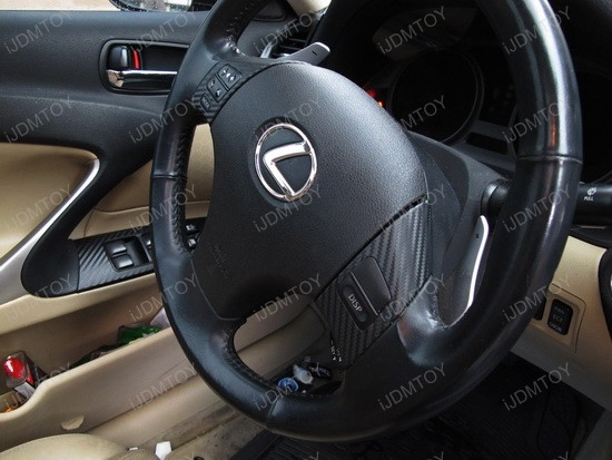 2007 - lexus - is250 - carbon - fiber - sheet - 6