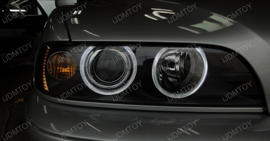 2001 - bmw - e39 - 5 - series - led - angel - eyes - 1