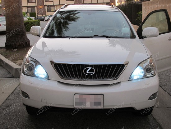 lexus - rx350 - led - daytime - running - lights - drl - 10