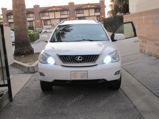 lexus - rx350 - led - daytime - running - lights - drl - 15