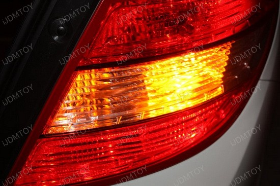 Error Free P21W 1156 1157 LED Bulbs Mercedes Benz