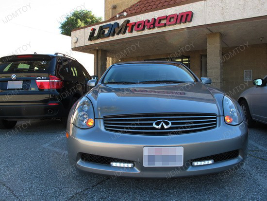 2004 - infiniti - g35 - daytime - running - lights - drl - 4