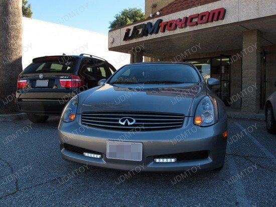 2004 - infiniti - g35 - daytime - running - lights - drl - 7