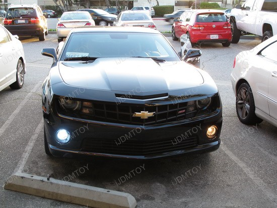 chevy - camaro - ss - p13w - led - fog - bulbs - 1