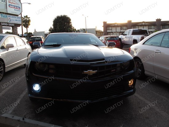 chevy - camaro - ss - p13w - led - fog - bulbs - 2
