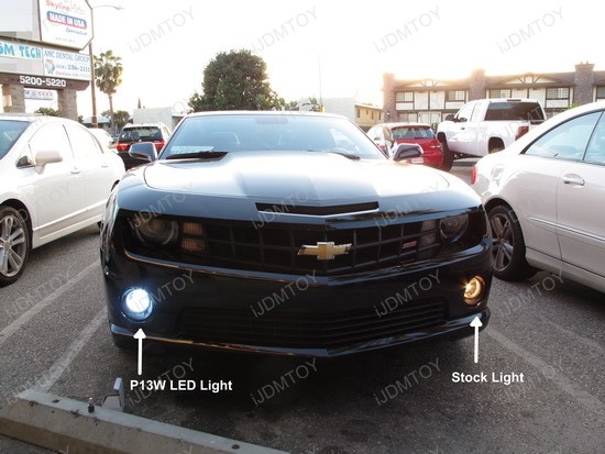 chevy - camaro - ss - p13w - led - fog - bulbs - 3