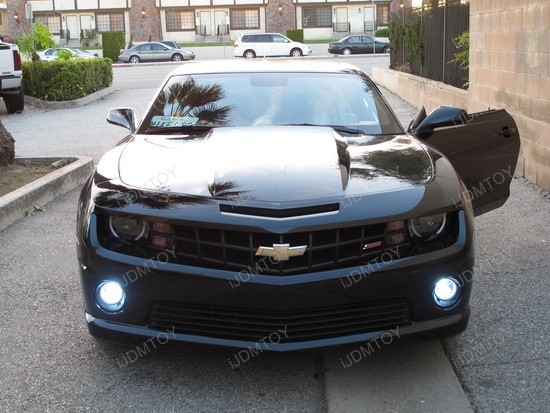 chevy - camaro - ss - p13w - led - fog - bulbs - 5