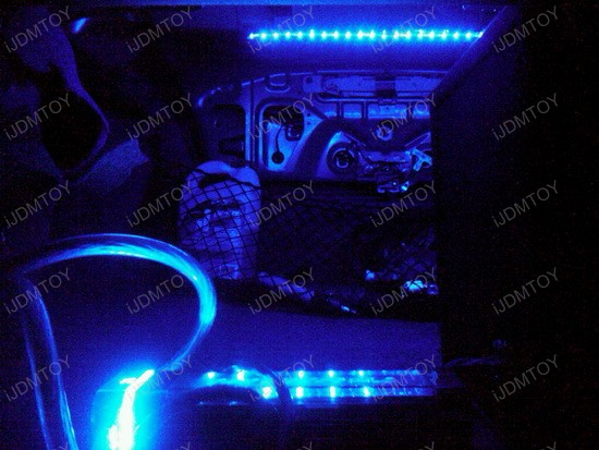 2005 - chevy - impala - led - strip - lights - 2