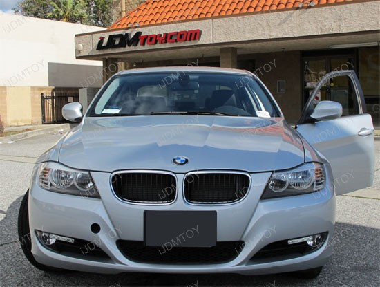 2011 - bmw - e90 - 328i - led - daytime - running - lights - drl - 1