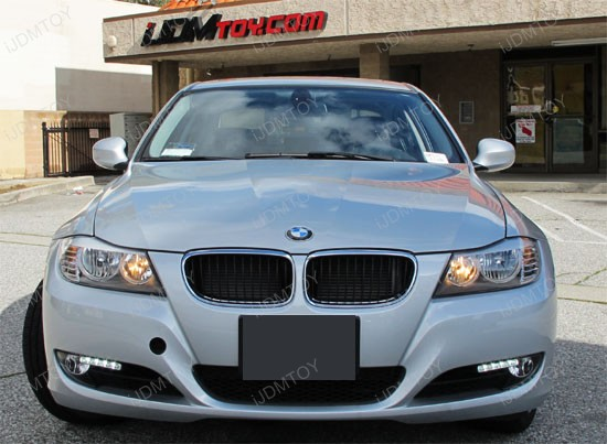 2011 - bmw - e90 - 328i - led - daytime - running - lights - drl - 3