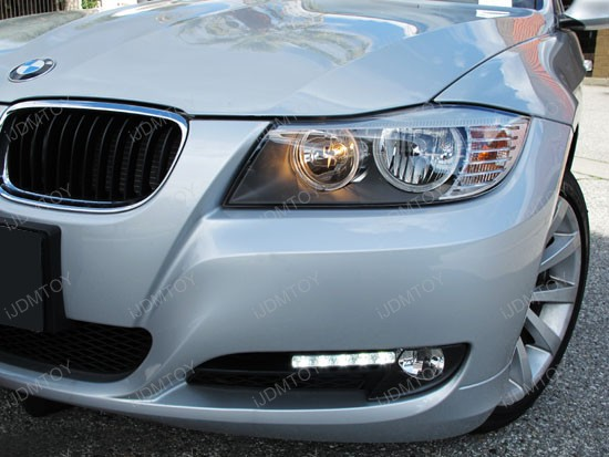 2011 - bmw - e90 - 328i - led - daytime - running - lights - drl - 4