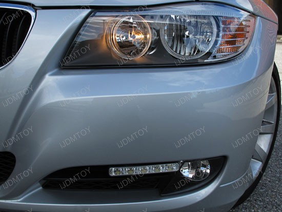 2011 - bmw - e90 - 328i - led - daytime - running - lights - drl - 6