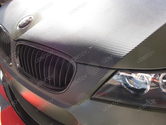 2007 - bmw - e90 - 330i - carbon - fiber - sheet - 1