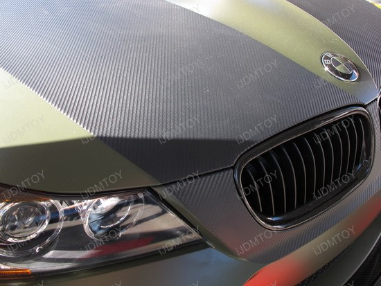 2007 - bmw - e90 - 330i - carbon - fiber - sheet - 3