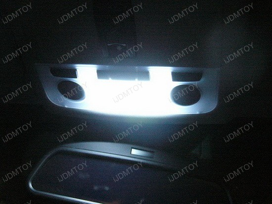 2006 - bmw - e90 - 325i - led - interior - lights - 4