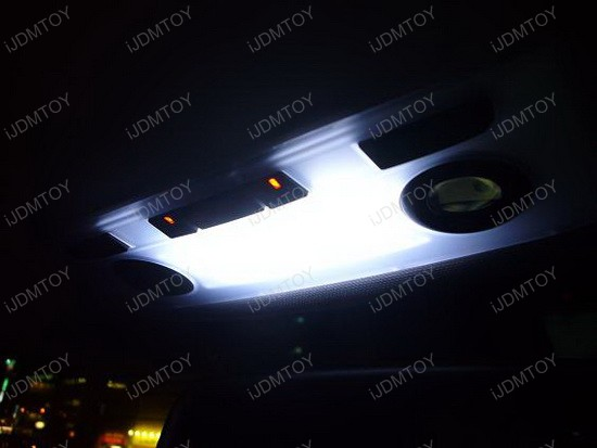 2006 - bmw - e90 - 325i - led - interior - lights - 5