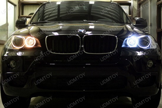 2008 - bmw - x5 - angel - eyes - ijdmtoy - 2
