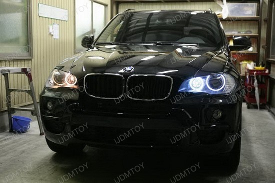 2008 - bmw - x5 - angel - eyes - ijdmtoy - 3