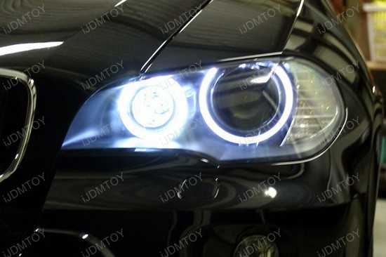 Installation Guide For Bmw Angel Eyes High Power H8 Led