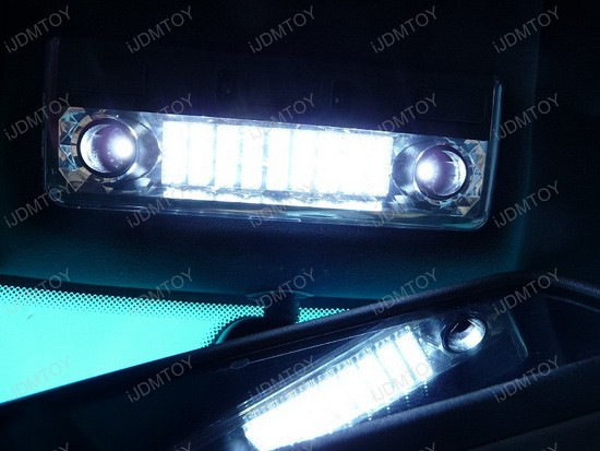 bmw - 330i - coupe - led - interior - dome - lights - 2