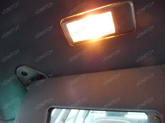 bmw - 330i - coupe - led - interior - dome - lights - 5