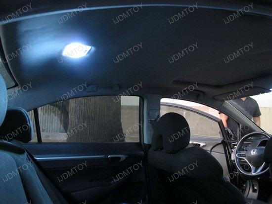 2009 - honda - civic - si - led - interior - dome - lights - 5
