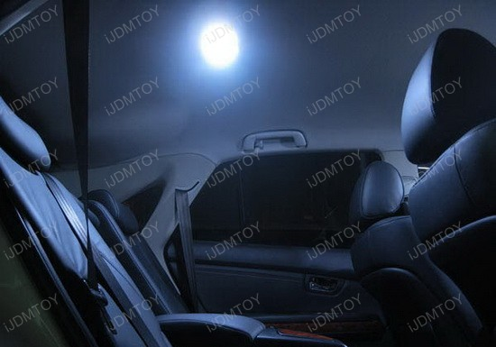 2006 - lexus - rx330 - led - interior - lights - 4
