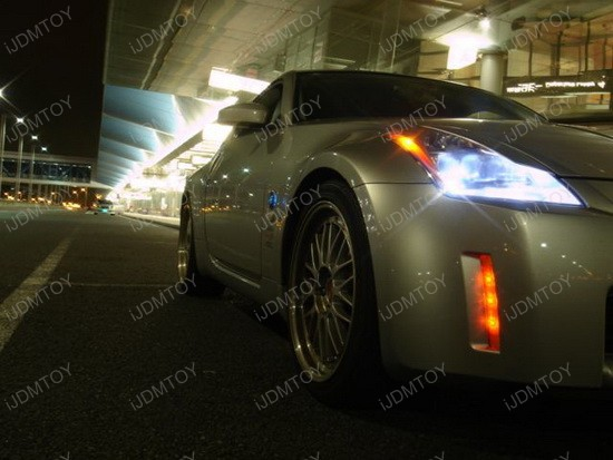 nissan - 350z - d2s - hid - builbs - lights - 1