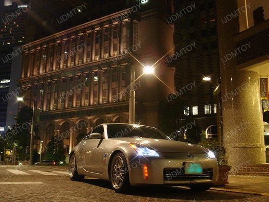 nissan - 350z - d2s - hid - builbs - lights - 2