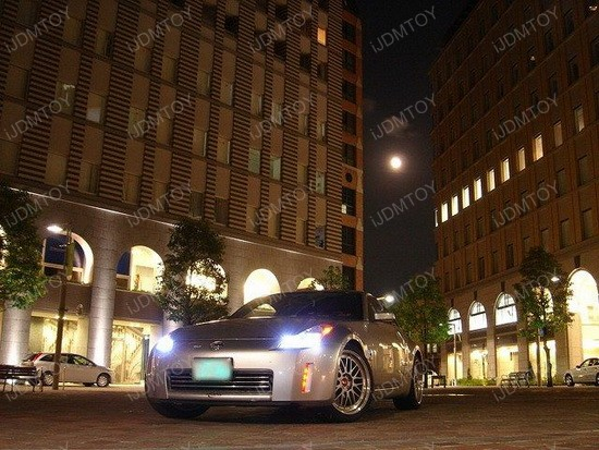 nissan - 350z - d2s - hid - builbs - lights - 3