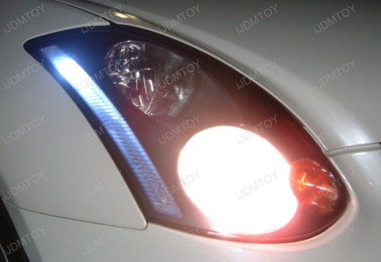 2004 - infiniti - g35 - coupe - 168 - ledparking - lights - 1