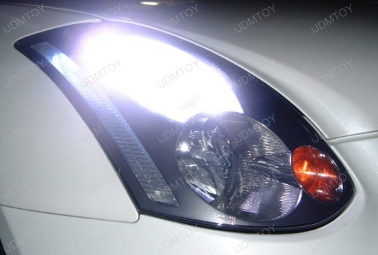 2004 - infiniti - g35 - coupe - 168 - ledparking - lights - 2